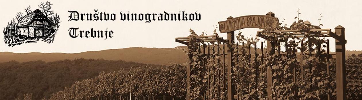 Društvo vinogradnikov Trebnje